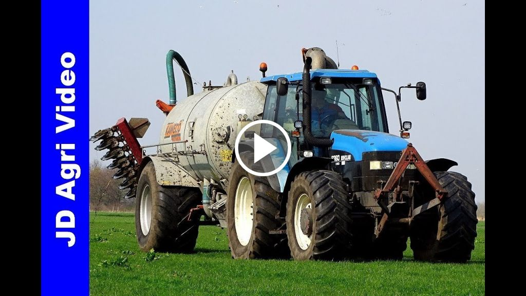 Video New Holland 8360