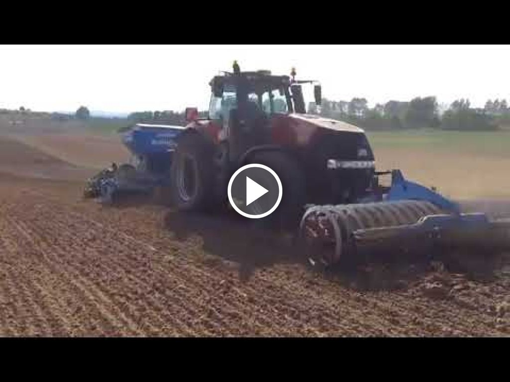 Video Case IH Magnum 380