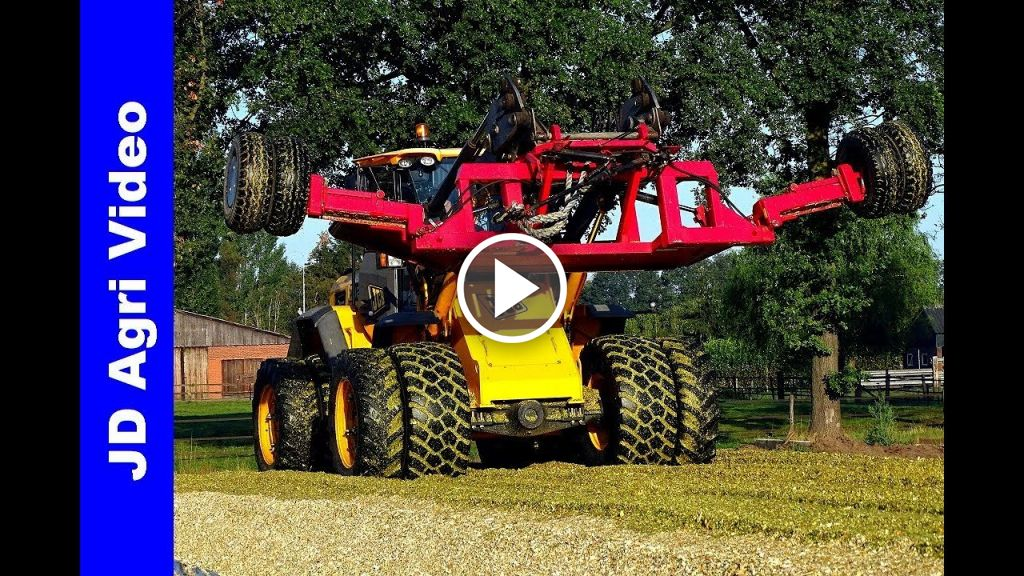 Wideo John Deere 7450 Prodrive