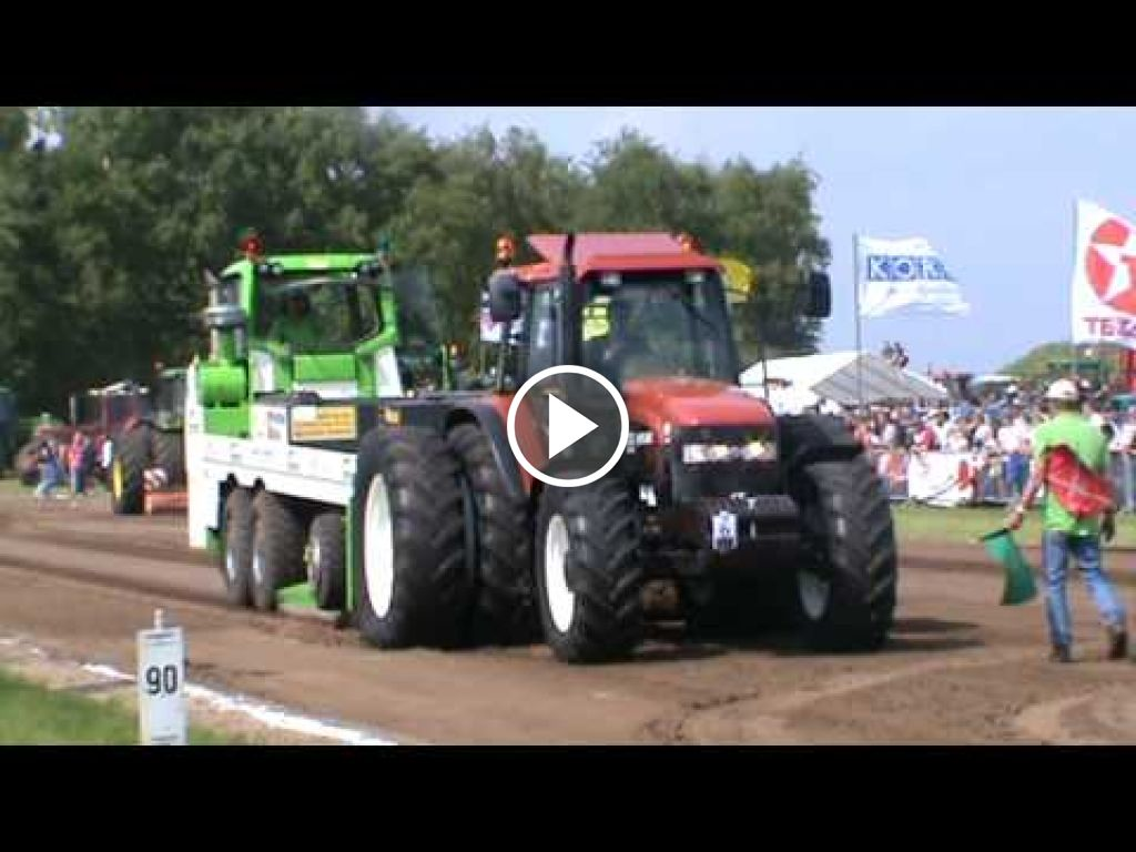 Video New Holland M 100