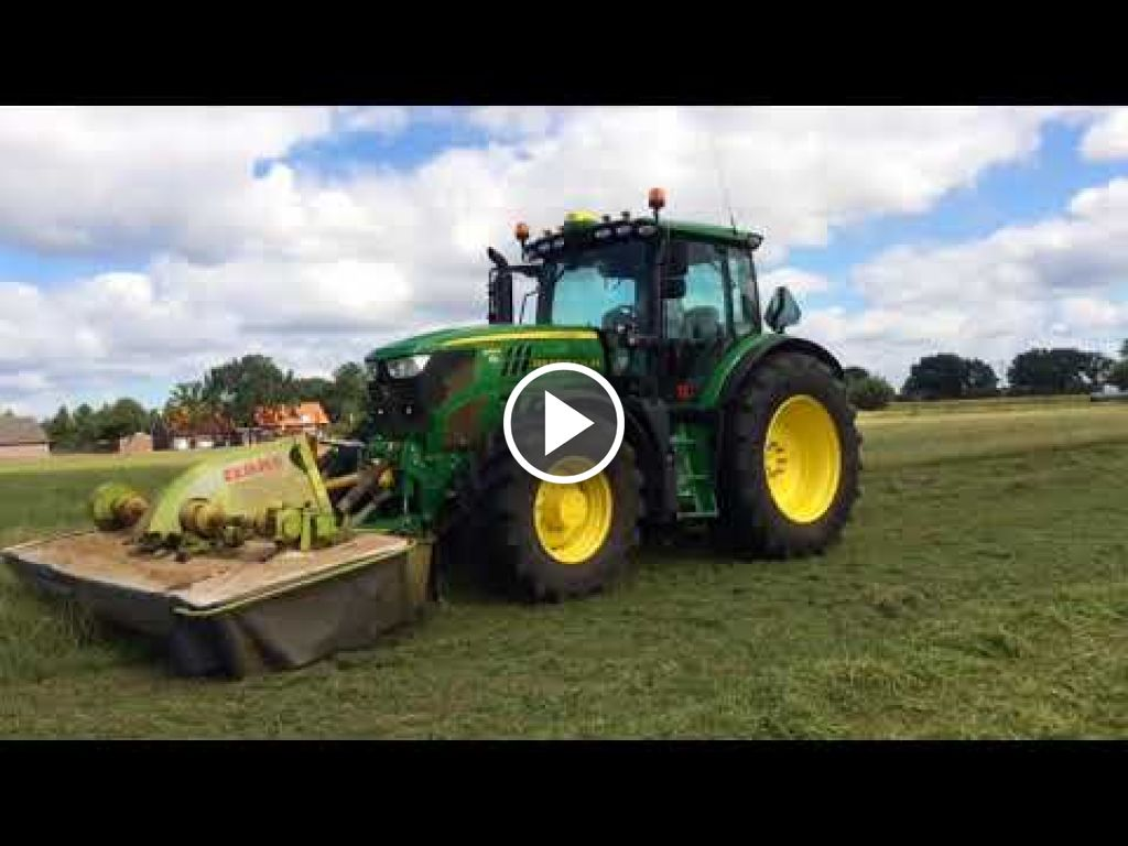 Wideo John Deere 6155R