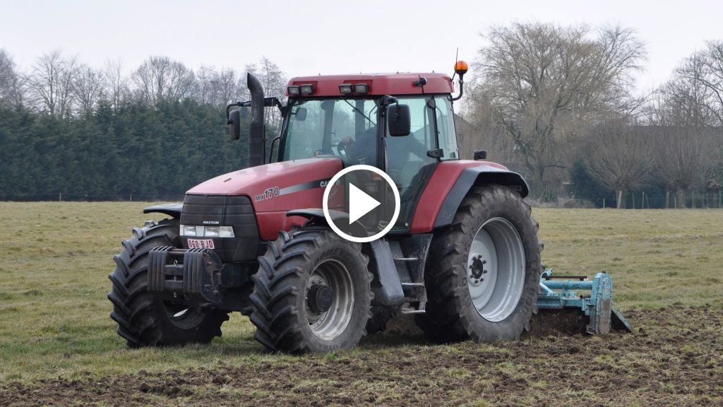 Wideo Case IH Maxxum MX 170