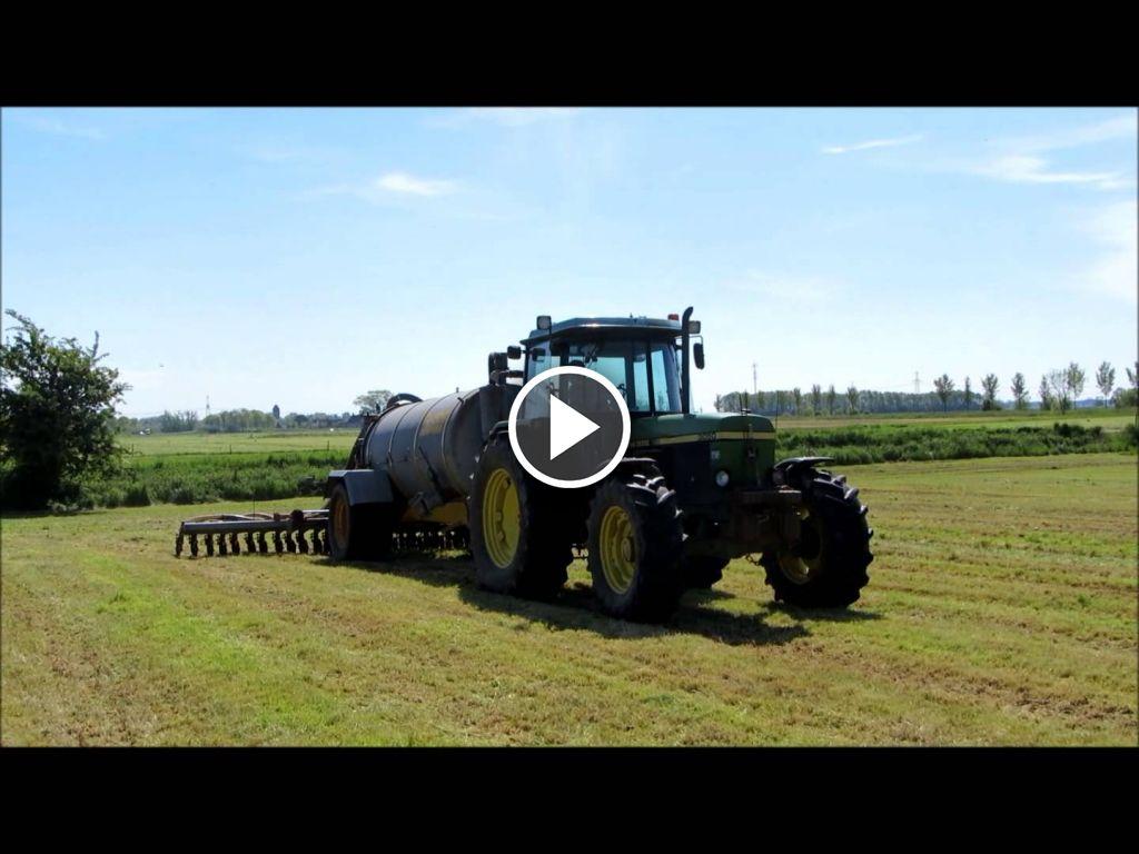 Wideo John Deere 3050