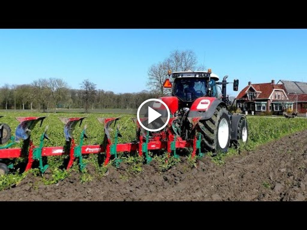 Video Steyr CVT 6255