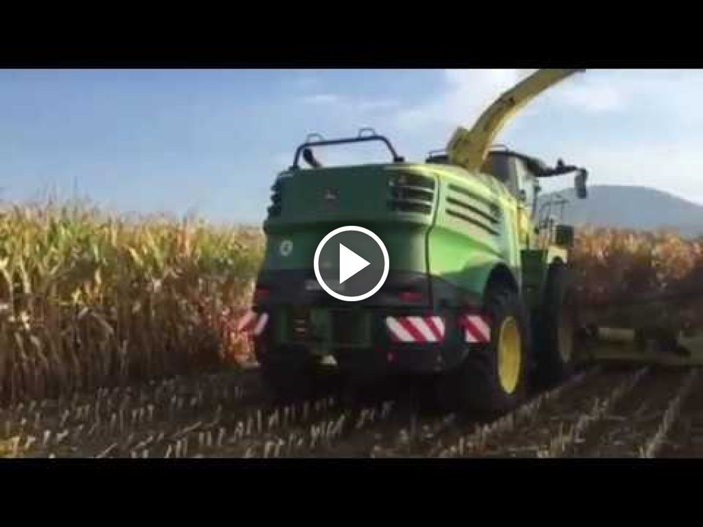 Wideo John Deere 8500i