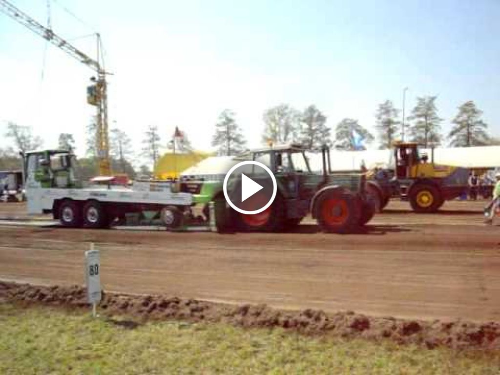 Wideo Fendt 612
