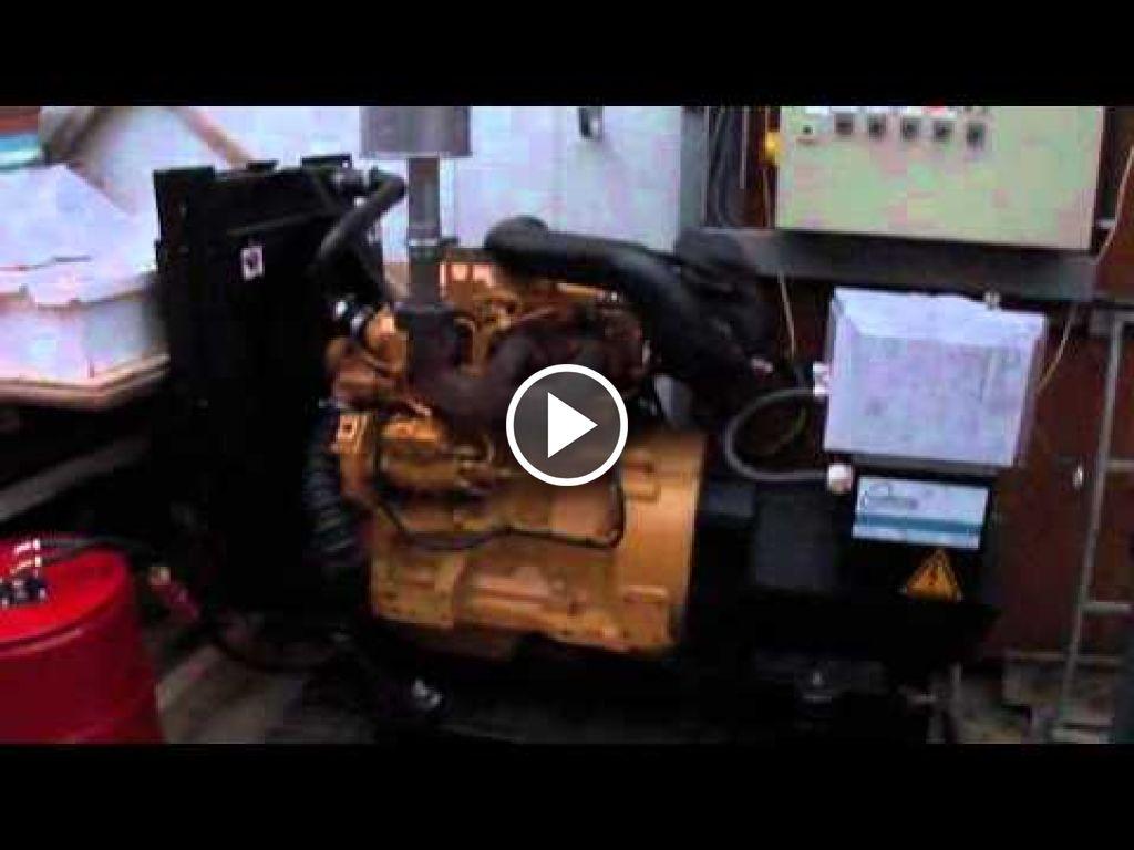Wideo John Deere Motor