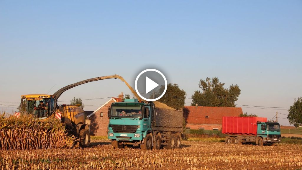Video New Holland FR 850