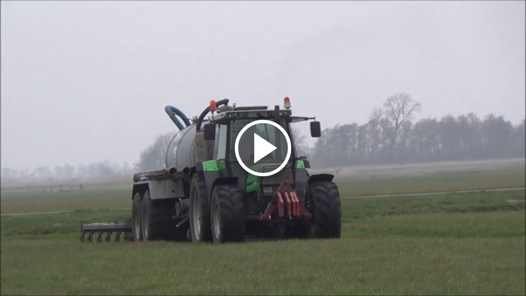 Video Deutz-Fahr Agrostar 6.31