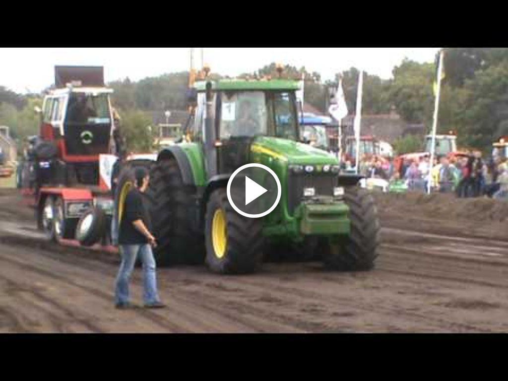 Video John Deere 8120