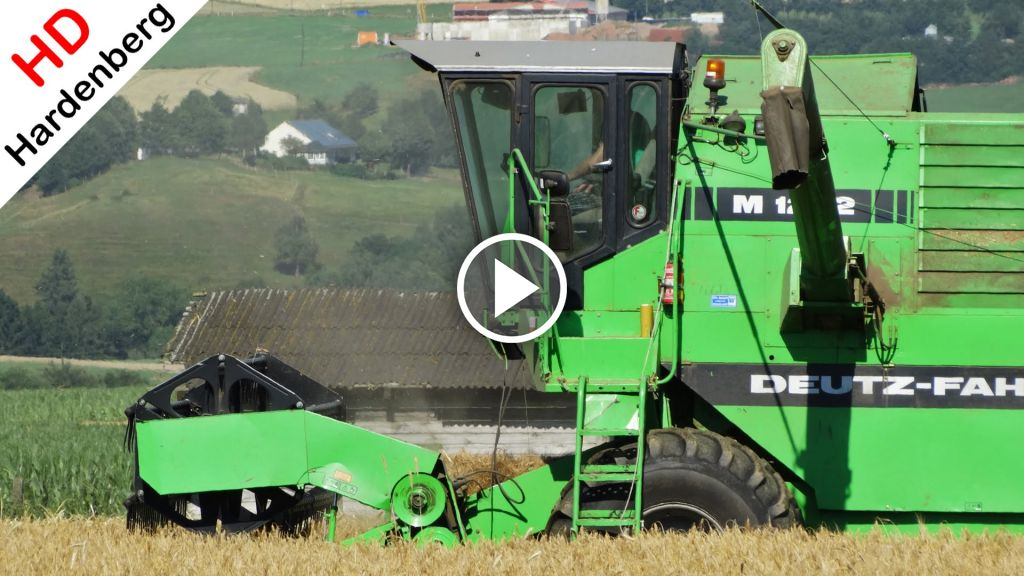 Video Deutz-Fahr M 1202