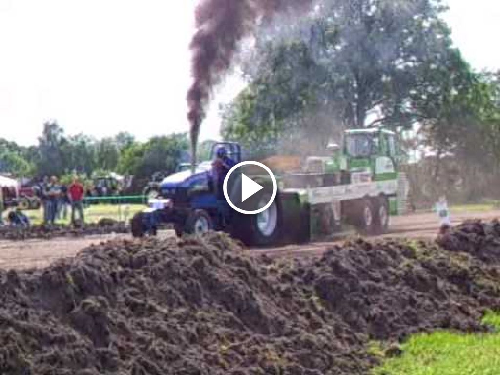Video New Holland TS