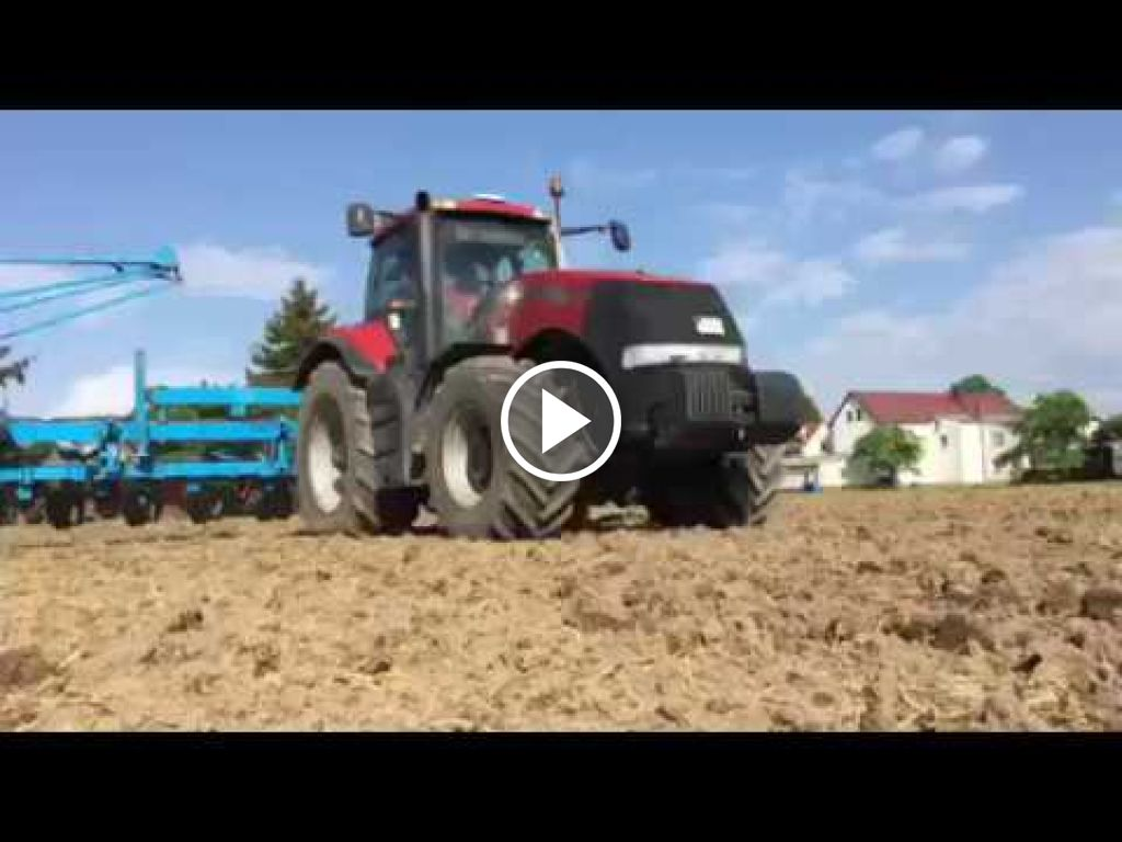 Video Case IH Magnum 315