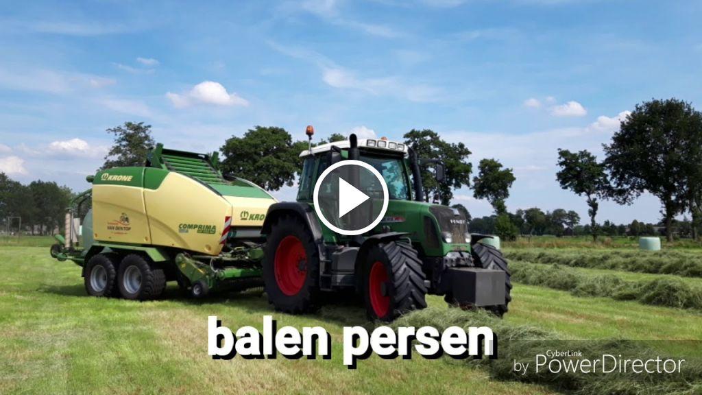 Video Fendt 412