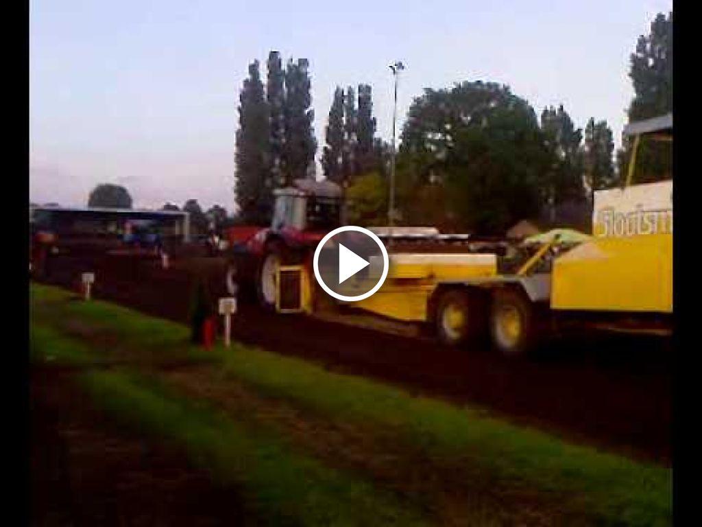 Vidéo Massey Ferguson 8240