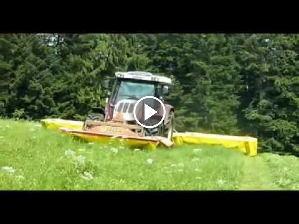 Video Steyr 9085 MT