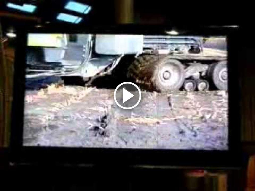 Video Claas Jaguar 960