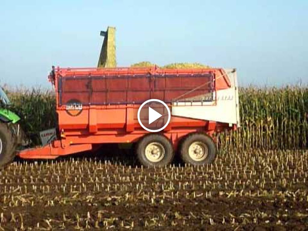 Video Deutz-Fahr Agrotron M 610