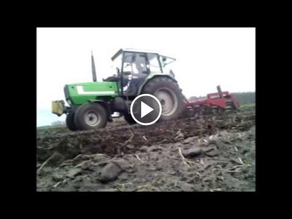 Wideo Deutz-Fahr DX 3.90