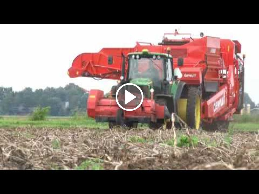 Wideo John Deere 6830 Premium