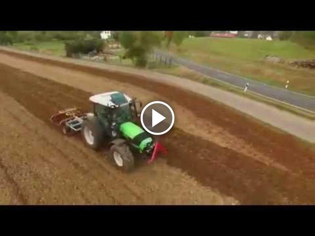 Wideo Deutz-Fahr Agrofarm 420