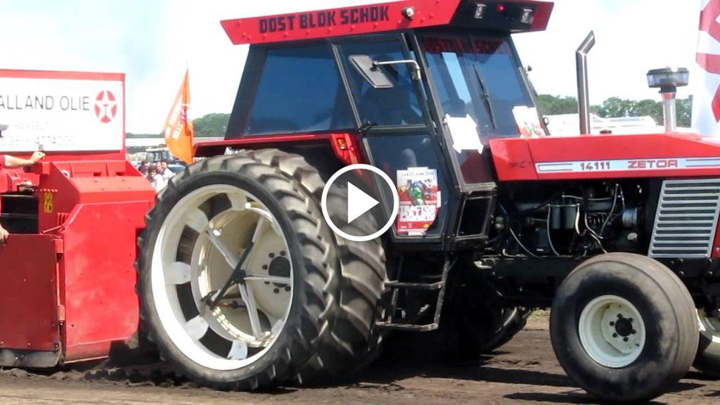 Video Zetor 14111