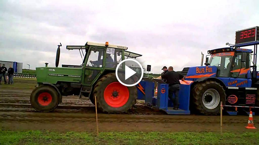 Wideo Fendt 306 LS