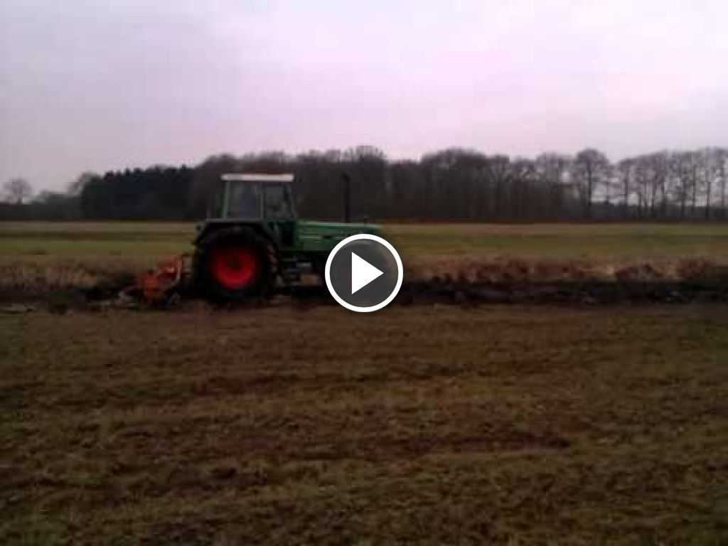 Video Fendt 311 LSA