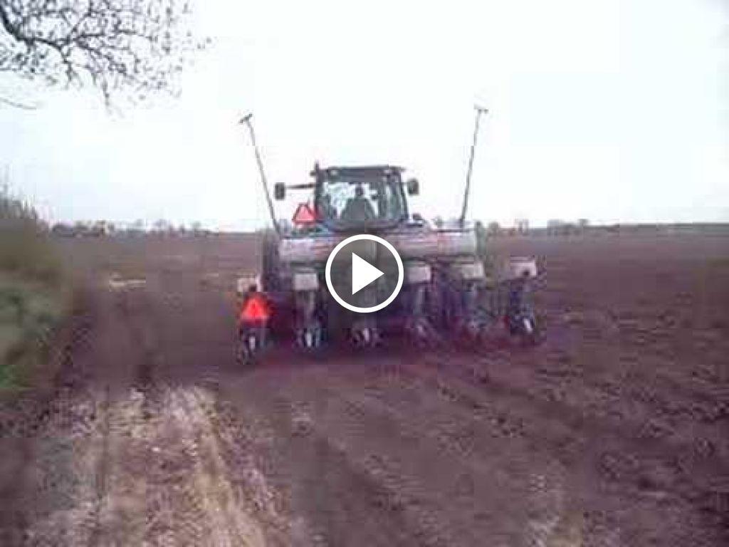 Video New Holland TM 165