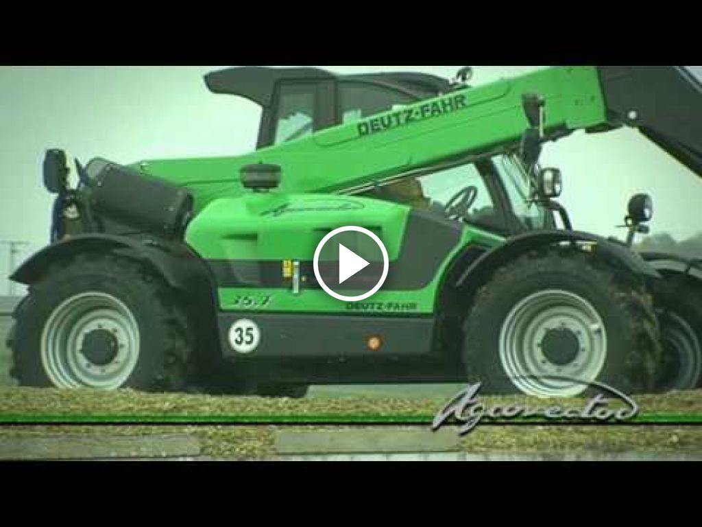 Video Deutz-Fahr Agrovector