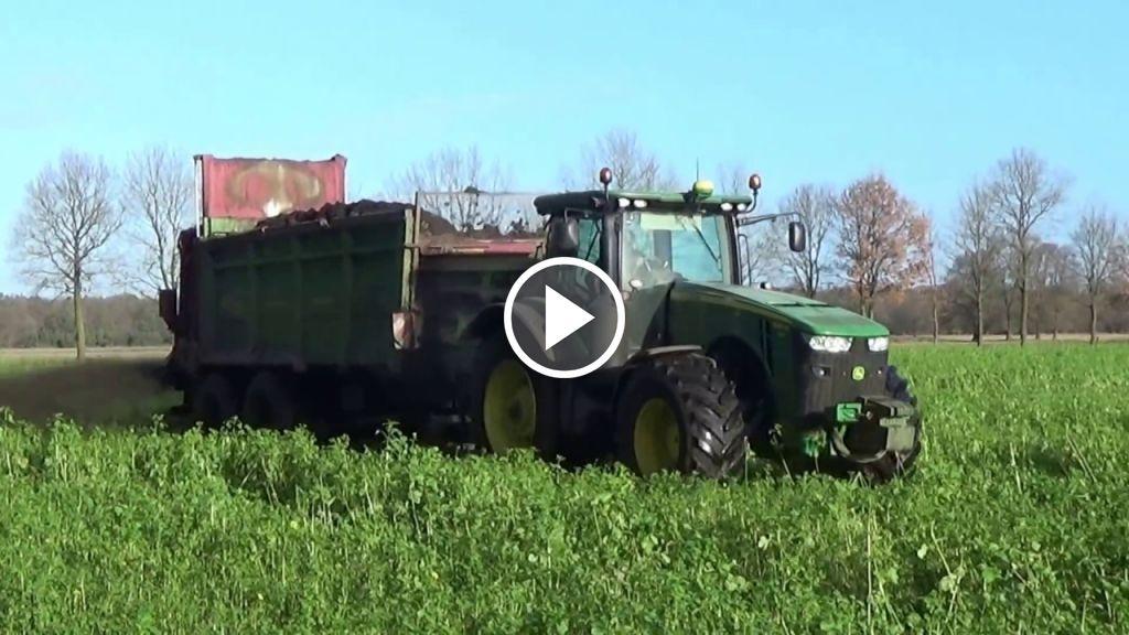 Video John Deere 8335R