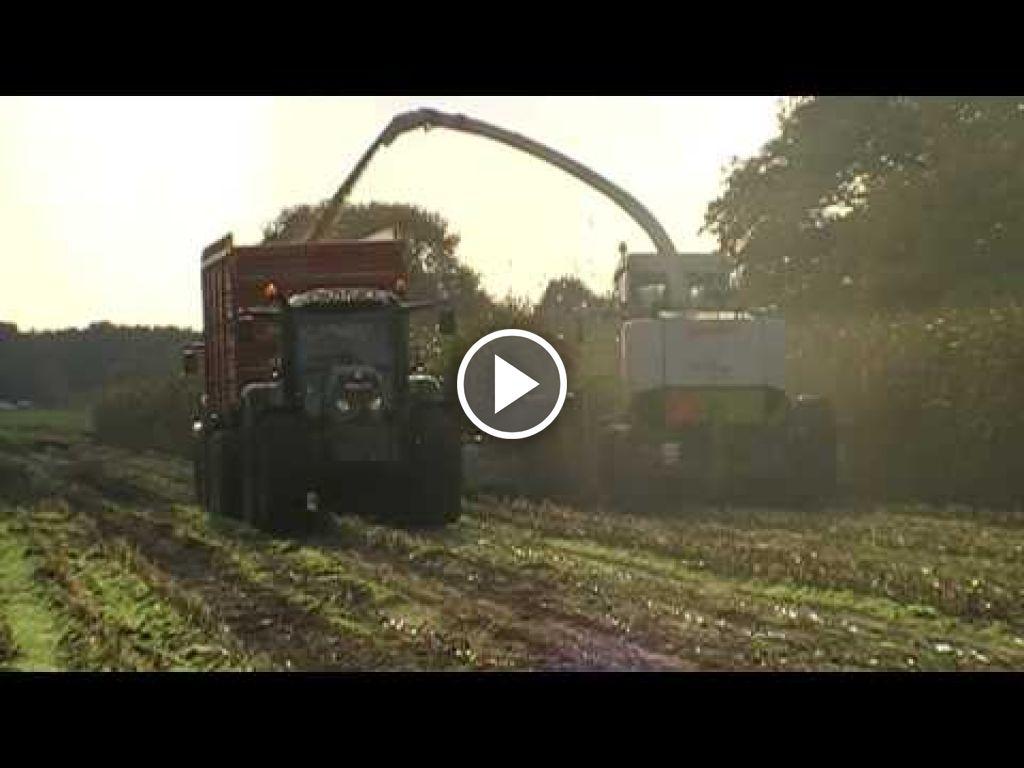 Video Fendt 515 C