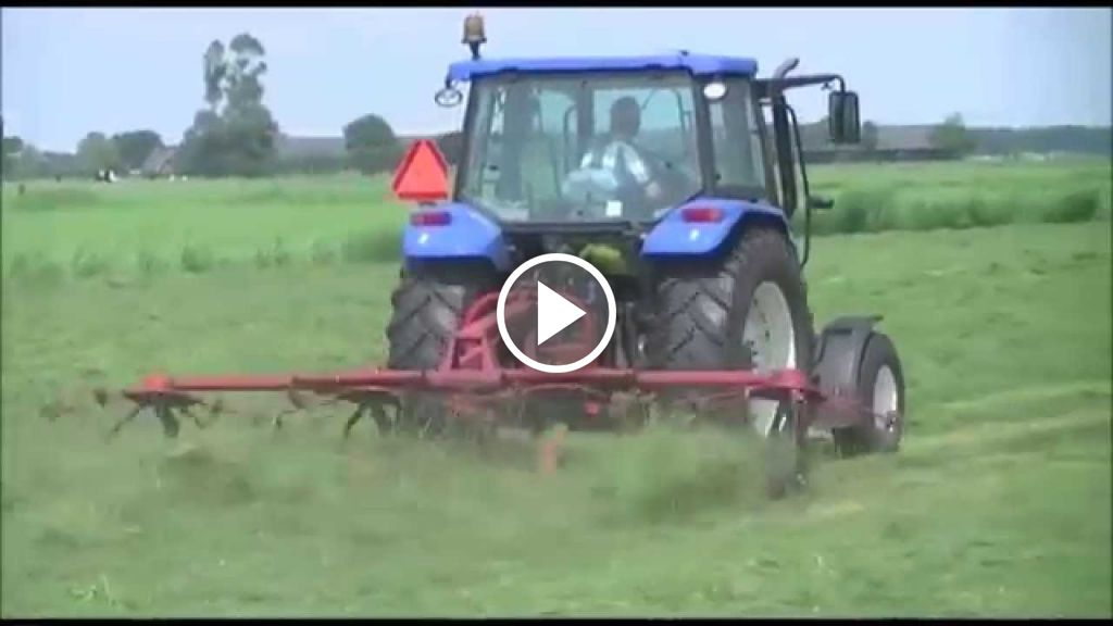 Video New Holland T 5030
