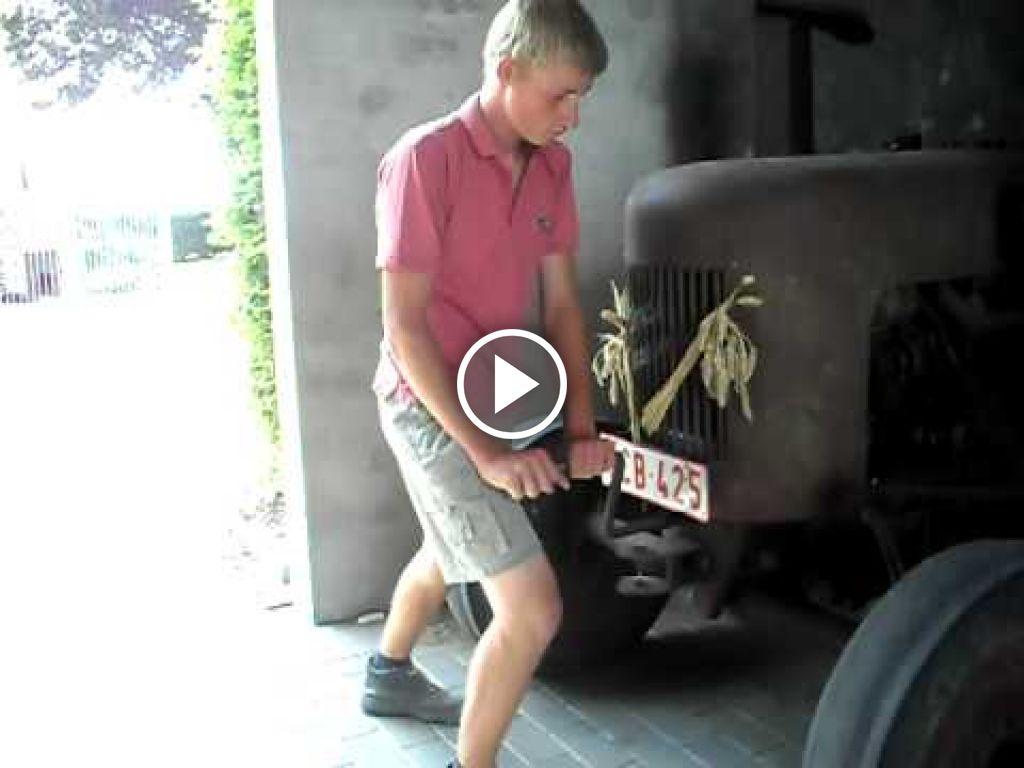 Video Fendt Dieselross F15