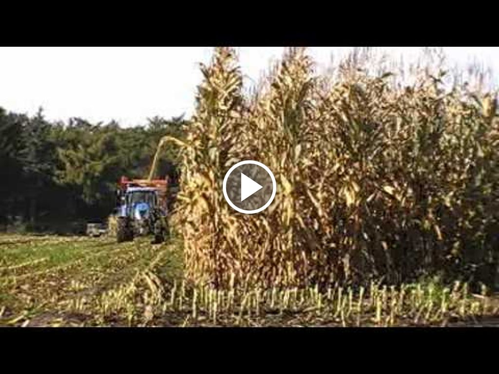 Video New Holland FR 9040