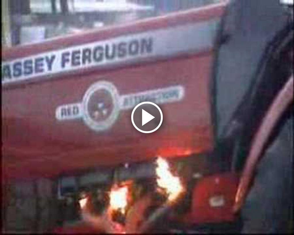 Video Massey Ferguson Humor