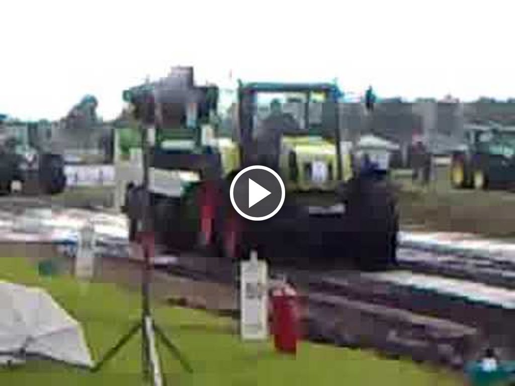 Video Claas Ares 816 RZ