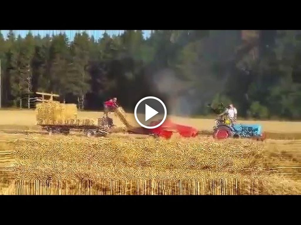Video Eicher ED 16