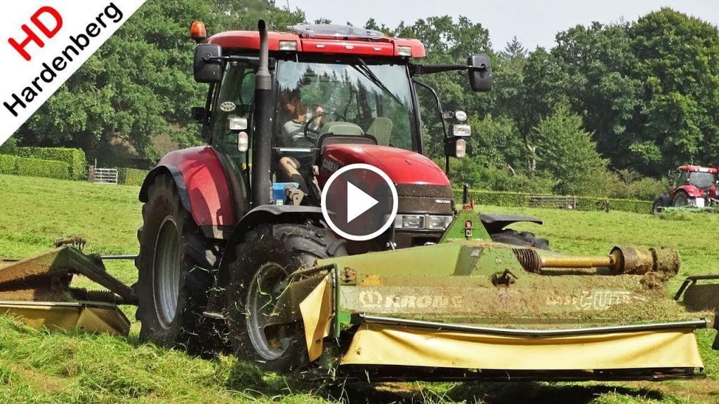 Wideo Case IH Maxxum 140
