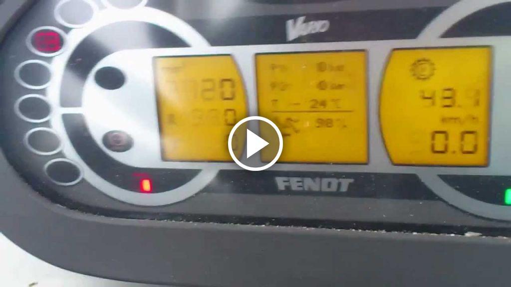 Video Fendt 309 Vario