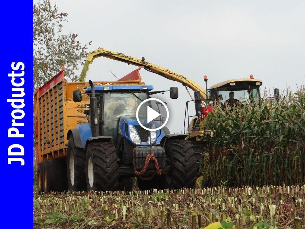 Video New Holland FX 38
