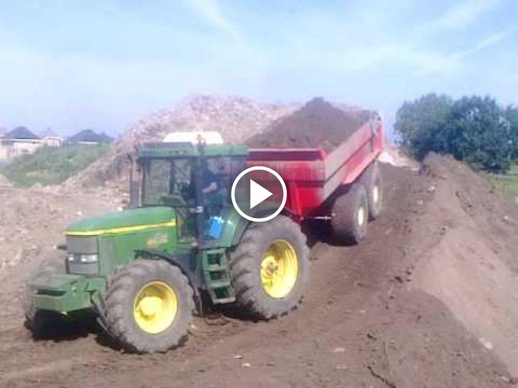 Video John Deere 7710