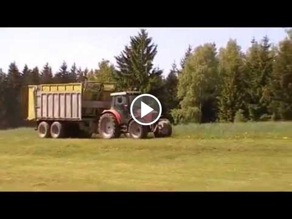 Vidéo Massey Ferguson 5460