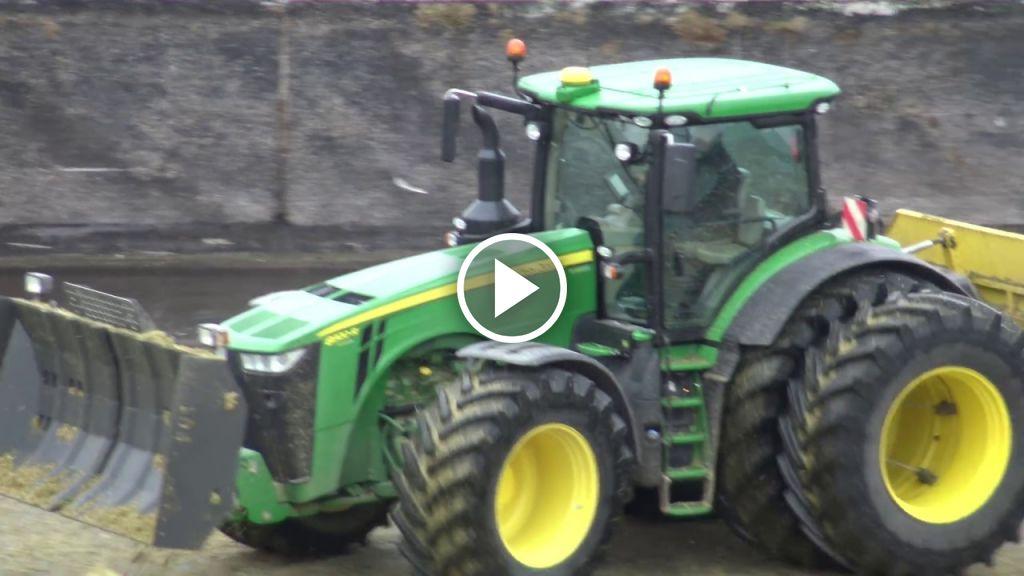 Wideo John Deere 8320R