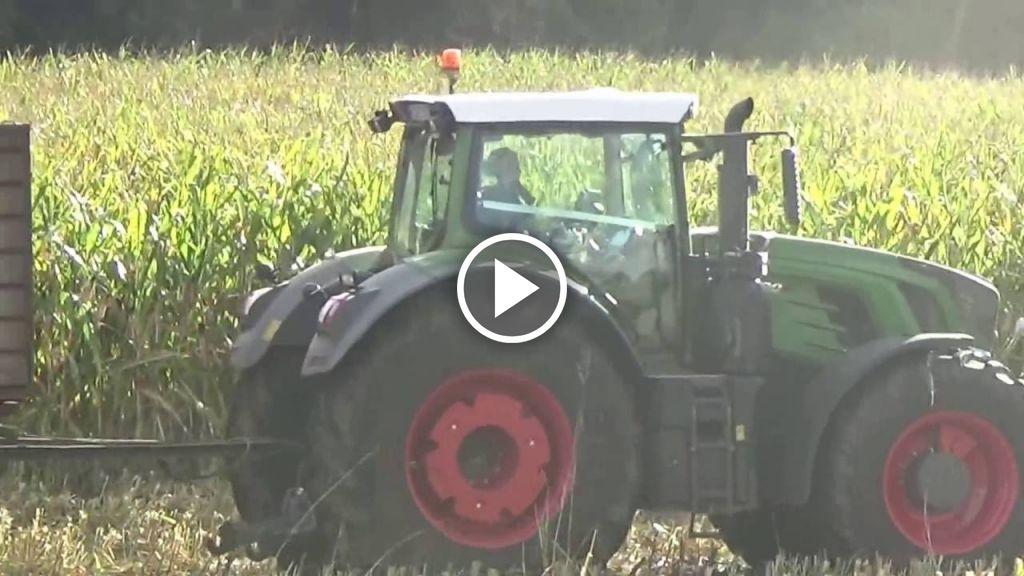 Video Fendt Katana 85