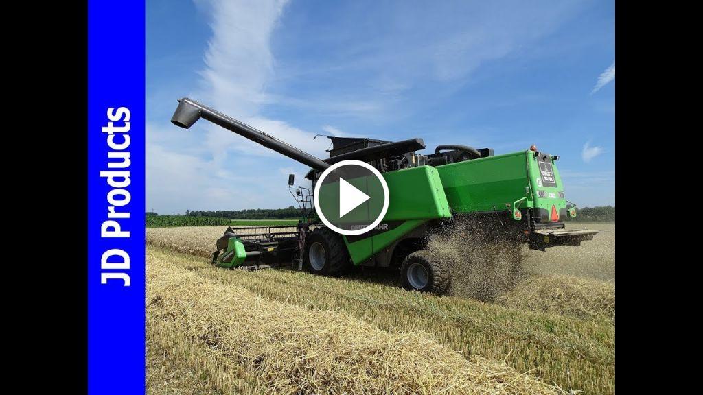 Video Deutz-Fahr 6090 HTS