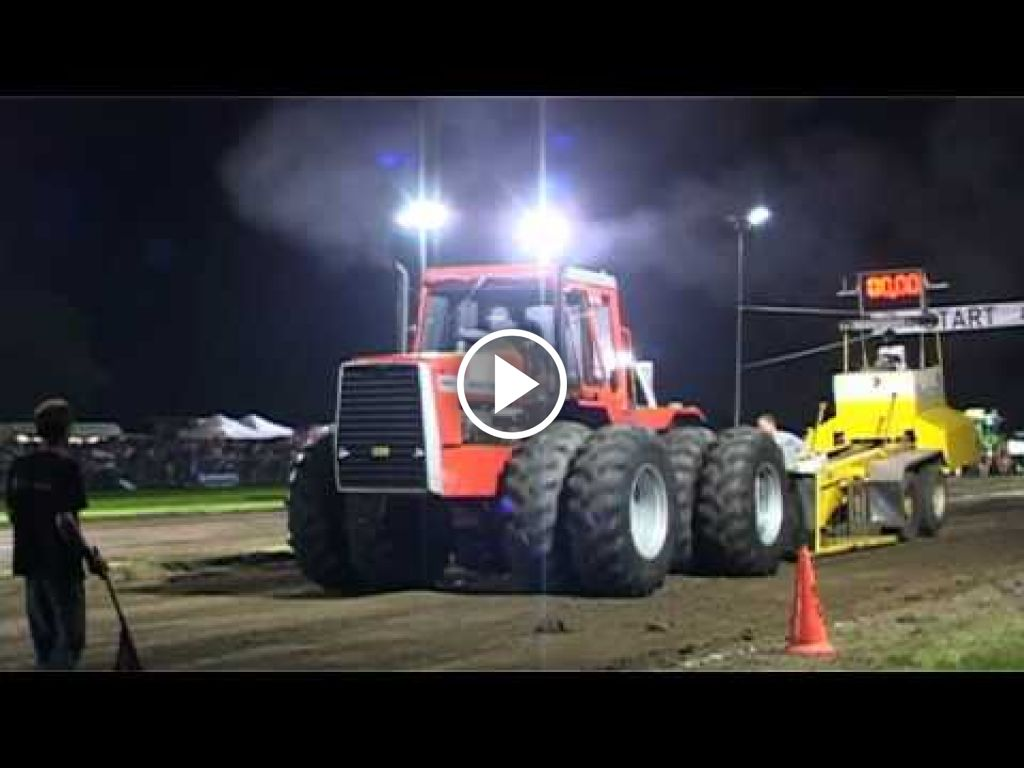 Vidéo Massey Ferguson 4880