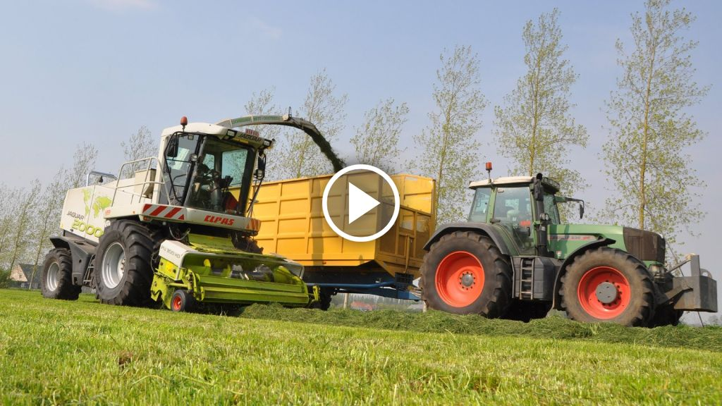 Video Claas Jaguar 20.000