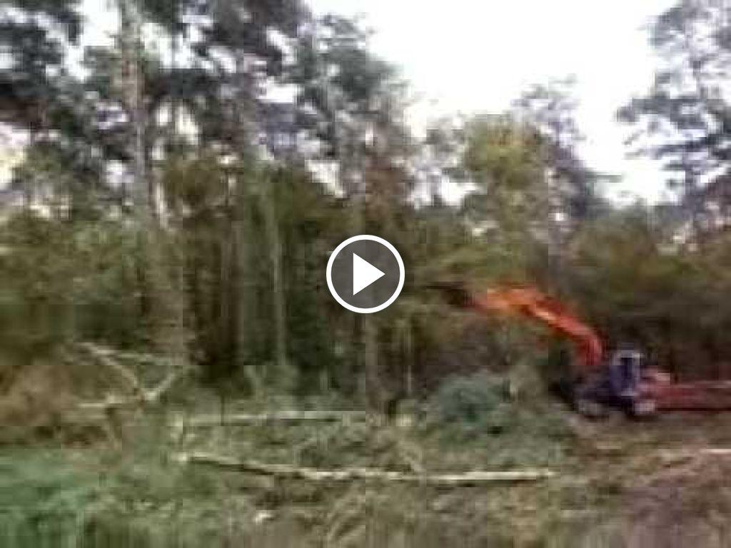 Wideo Hitachi Zaxis 160W