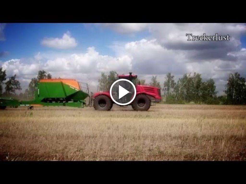 Video Kirovets K 744